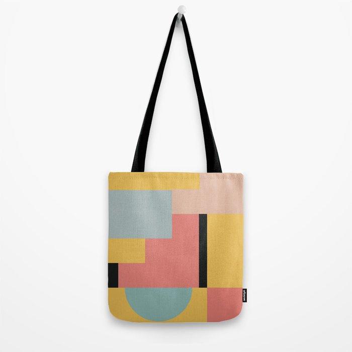 geometric abstract 27 Tote Bag