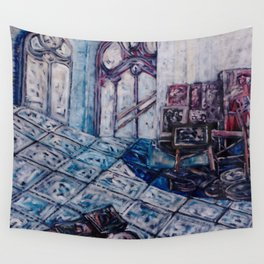 Arps Studio Wall Tapestry