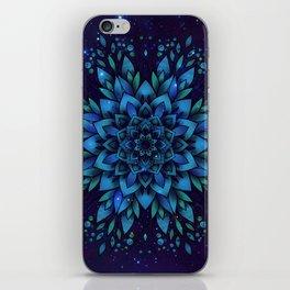 Sky flower iPhone Skin