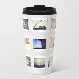 Minimalist Instagram Metal Travel Mug