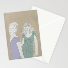They  Stationery Cards