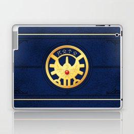 Erdrick's Seal (Horizontal) Laptop & iPad Skin