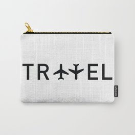 Travel and enjoy Carry-All Pouch