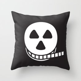 Horror Film Throw Pillow