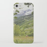 norway iPhone & iPod Cases featuring norway by anjastensrud