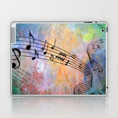 Abstract MUSIC Laptop & iPad Skin
