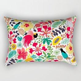 tropical botanical Rectangular Pillow