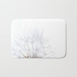Dandelion * make a wish Bath Mat