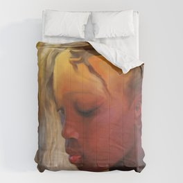 Haitian Beauty  / Haiti Comforters