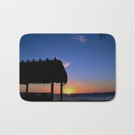 Florida Keys Sunset Bath Mat