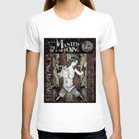 resident evil T-shirts featuring Jill Valentine The Master Of Unlocking Carnival Poster (Resident Evil) by cksgallery