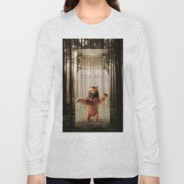Stay Wild .4 Long Sleeve T-shirt