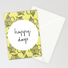 Happiest of Days Stationery Cards