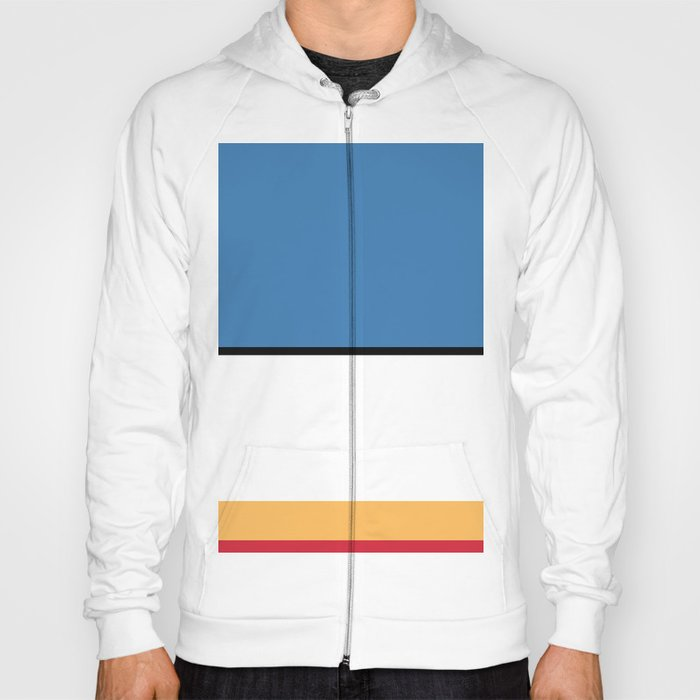 Color Me Donald Duck Hoodie Von Allaroundme Society6