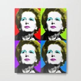 Maggie Monroe x 4 Metal Print