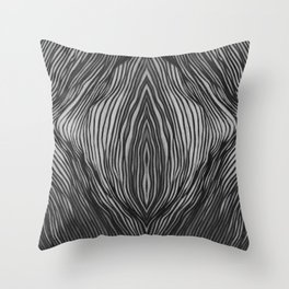 Dream Tunnel Throw Pillow