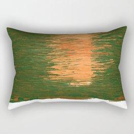 Worry Rectangular Pillow