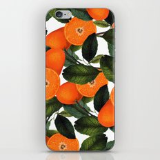 The Forbidden Orange #society6 #decor #buyart iPhone & iPod Skin