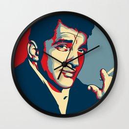 "Dean Martin ""Hope"" Poster Wall Clock"