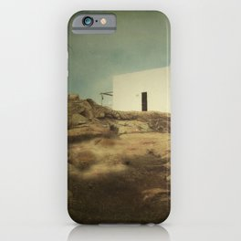 Once Upon a Time a Lonely House iPhone Case
