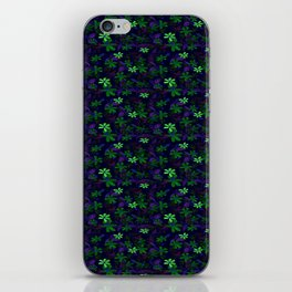 Clematis iPhone Skin