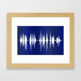 LISA 2 Framed Art Print
