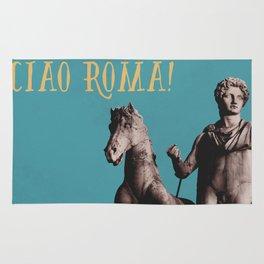 Ciao Roma! Rug
