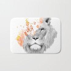 If I roar (The King Lion) Bath Mat