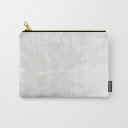 Shiny flower Carry-All Pouch
