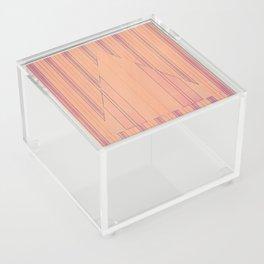 Strip to Stripe Me Down Acrylic Box