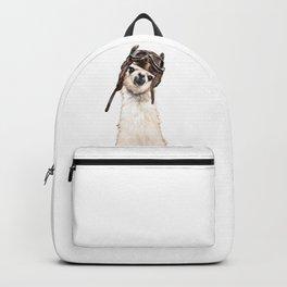 Pilot Llama Backpack