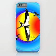 Swallow tailed Kite 2 iPhone 6s Slim Case