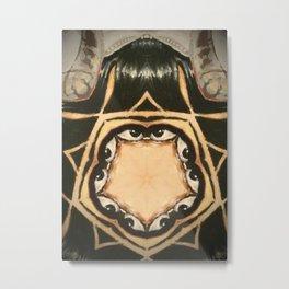 Kaleidoscope P3 Metal Print