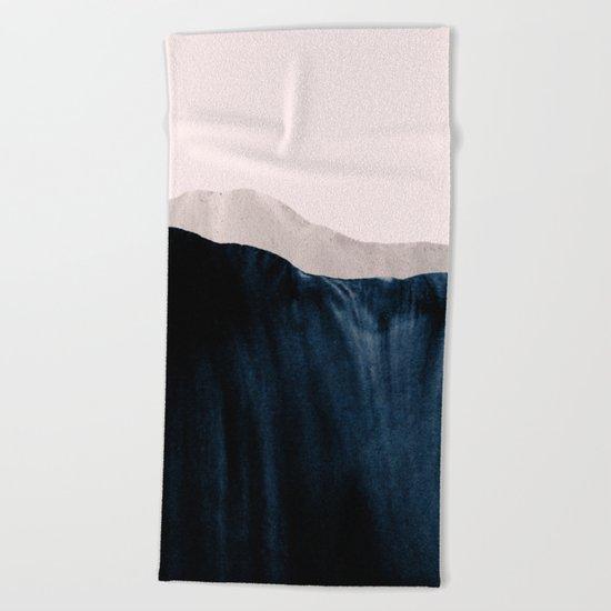 igneous rocks 1 Beach Towel