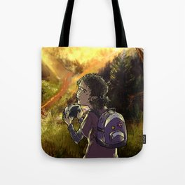 Sunset of the living Tote Bag