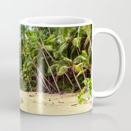 Tropical Beach - Landscape Nature Photography Coffee Mug