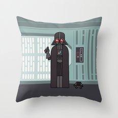EP4 : Darth Vader Throw Pillow