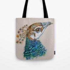 Peacock CC006 Tote Bag