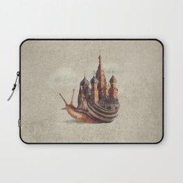 The Snail's Daydream Laptop Sleeve