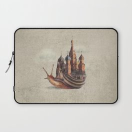 The Snail's Daydream Laptop Sleeve