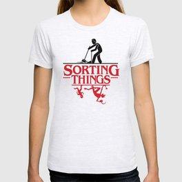 Jordan Peterson - Sorting Things T-shirt