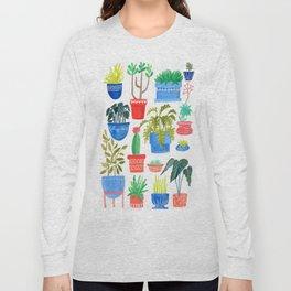 House Plants Long Sleeve T-shirt