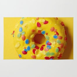 Colorful Donut Rug