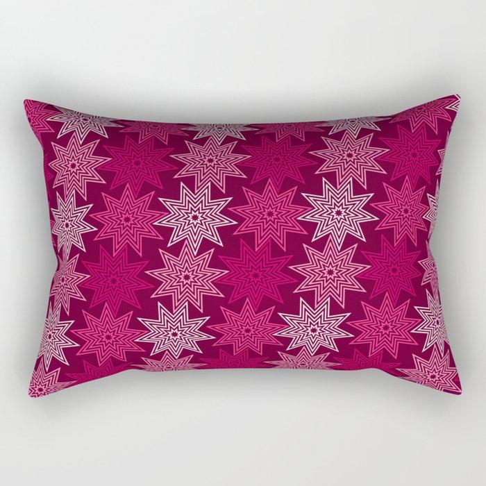 Op Art 81 Rectangular Pillow