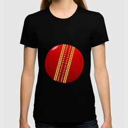 Cricket Ball T-shirt