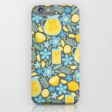 Evening Glass of Lemonade Slim Case iPhone 6s