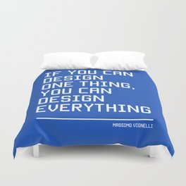 You can design everything Duvet Cover