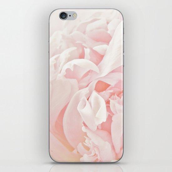 Peony Heart iPhone & iPod Skin