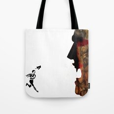 Blade vs the world Tote Bag
