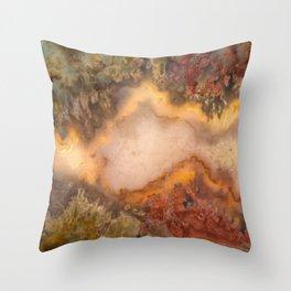 Idaho Gem Stone 31 Throw Pillow